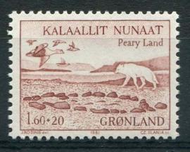 Groenland, michel 130, xx