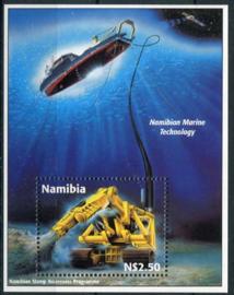 Namibie, michel blok 40, xx
