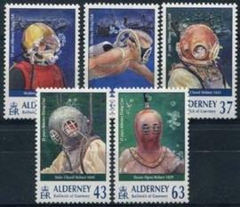 Alderney, michel 116/20, xx