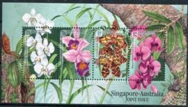 Singapore , michel blok 62, xx