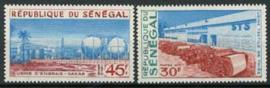 Senegal, michel 437/38, xx
