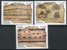 Italie, michel 2660/62, xx