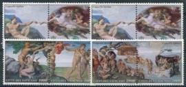 Vatikaan, michel 1107/14, xx