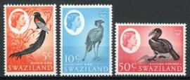 Swaziland, michel 98/100/105, xx