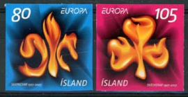 IJsland, michel 1170/71, xx
