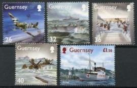 Guernsey, michel 1007/11 , xx