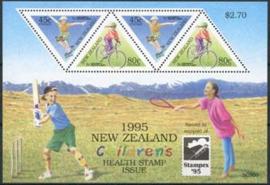 N.Zeeland, michel blok 49, xx