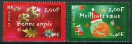 Frankrijk, michel 3503/04, xx