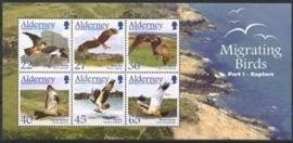 Alderney , michel blok 12 , xx