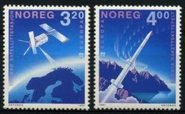 Noorwegen, michel 1062/63, xx