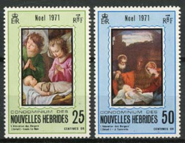 N.Hebriden, michel 313/14, xx