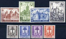 Belgie, obp 868/75,x