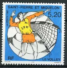 St.Pierre, michel 725, xx