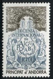 Andorra Fr., michel 319, xx