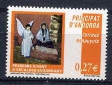 Andorra Sp., michel 318, xx
