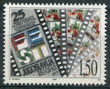 Joegoslavie, michel 2808, xx
