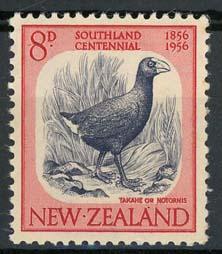 N.Zeeland, michel 362, xx