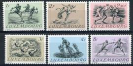 Luxemburg, michel 495/00, xx