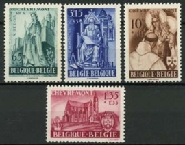 Belgie, obp 777/80, xx