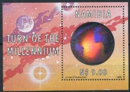 Namibie, michel blok 52, xx
