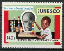 Centrafricain, michel 257, xx