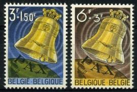 Belgie, obp 1241/42,xx