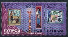 Cyprus, michel 426/28, xx