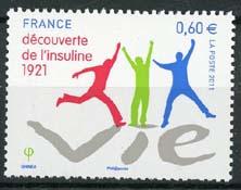 Frankrijk, michel 5241, xx