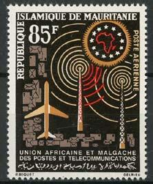 Mauretanie, michel 216, xx