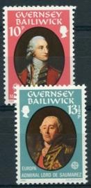 Guernsey, michel 204/05, xx