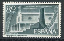 Spanje, michel 1096, xx