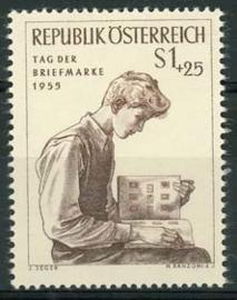 Oostenrijk, michel 1023, xx