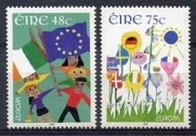 Ierland, michel 1701/02, xx