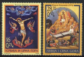 Joegoslavie, michel 3190/91, xx
