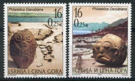 Joegoslavie, michel 3145/46, xx