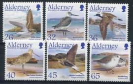 Alderney, michel 259/64, xx