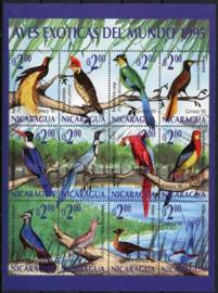 Nicaragua, michel 3566/77, xx