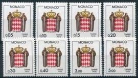 Monaco, michel p 79/86, xx
