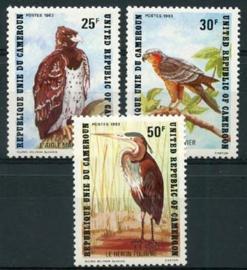 Cameroun , michel 1011/13 , xx