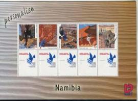 Namibie, michel blok 78, xx
