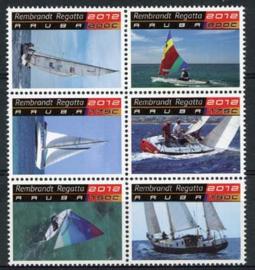 Aruba, nvph 617/22, xx