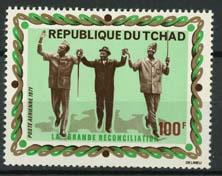 Tchad, michel 378, xx