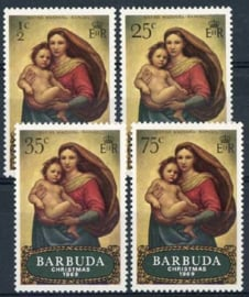 Barbuda, michel 38/41, xx