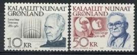 Groenland , michel 221/22 , xx