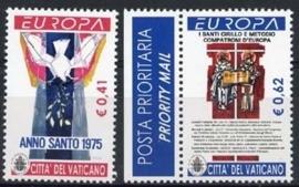 Vaticaan , michel 1459/60 , xx