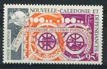 N.Caledonie, michel 556, xx