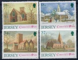Jersey, michel 529/32, xx