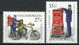 Hongarije, michel 4468/69, xx