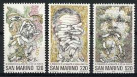 S.Marino, michel 1206/08, xx