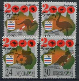 Joegoslavie, michel 2980/83, xx